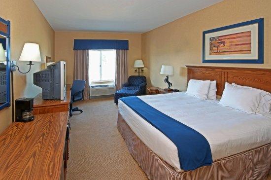 Sierra Vista, Αριζόνα: King Bed Guest Room
