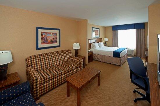 Sierra Vista, AZ: King Bed Guest Room