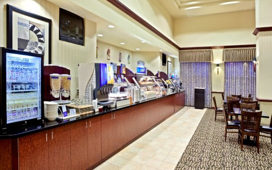 Pasco, WA: Free Hot Breakfast Buffet Daily