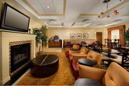 Schererville, IN: Hotel Lobby