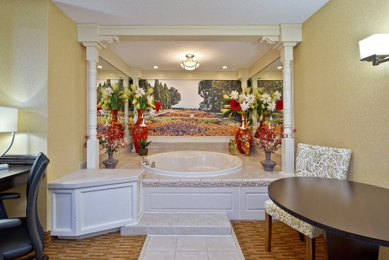 West Middlesex, Pennsylvanie : Themed Spa Suite with Jetted Tub. Garden Suite.