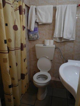 Hotel Acropolis House: Il bagno della camera