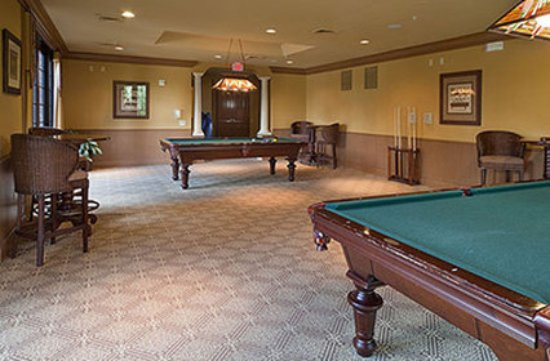 Lighthouse Key Resort and Spa: Billiards