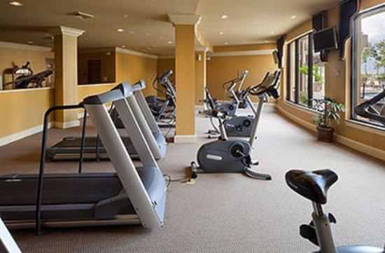 Lighthouse Key Resort and Spa: Fitness