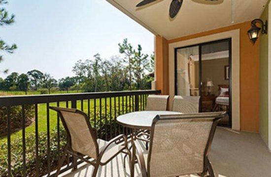 Lighthouse Key Resort and Spa: Lanai