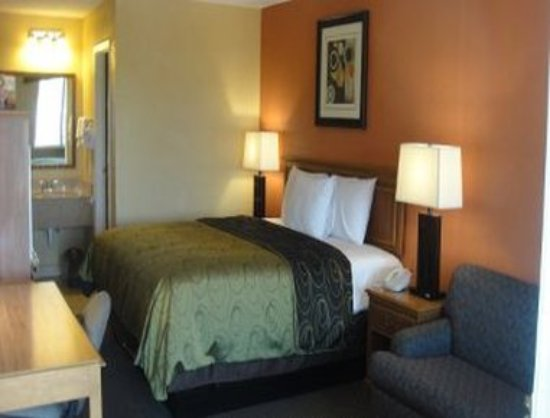 Knights Inn Arlington: King Suite