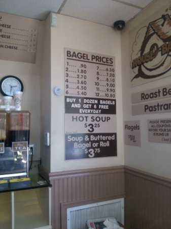 Commack, NY: House of Bagels