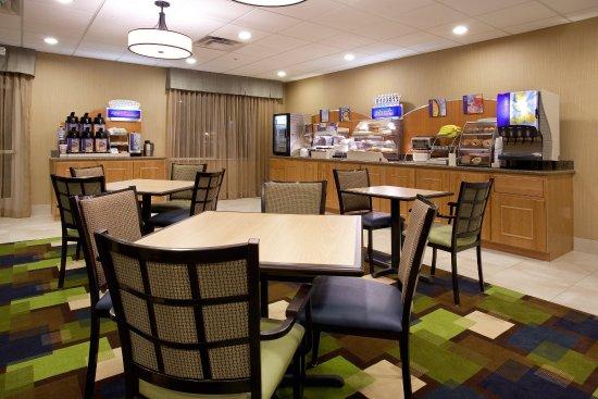 American Fork, UT : Breakfast Area