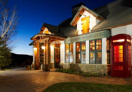 Edwards, Kolorado: Grouse Restaurant