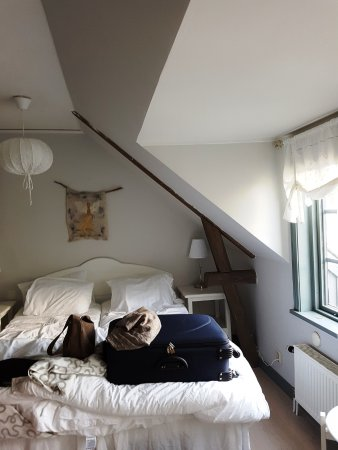 Stanga, Sverige: camera piccola ma molto bella