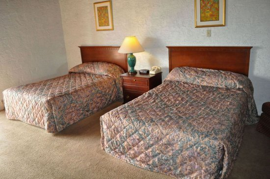 Walsenburg, CO: Two Double Bed Room