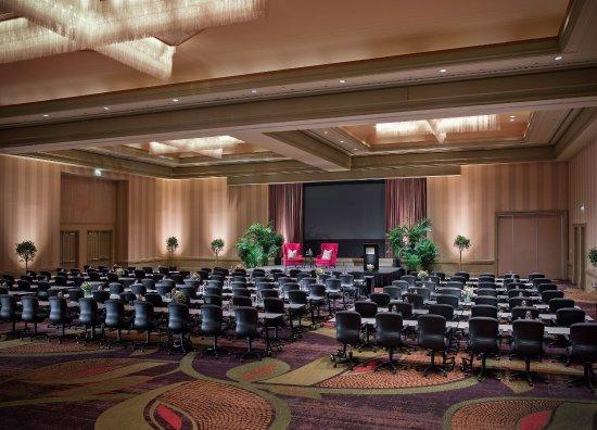 Leesburg, VA: Lansdowne_meetings_Ballroom_setup