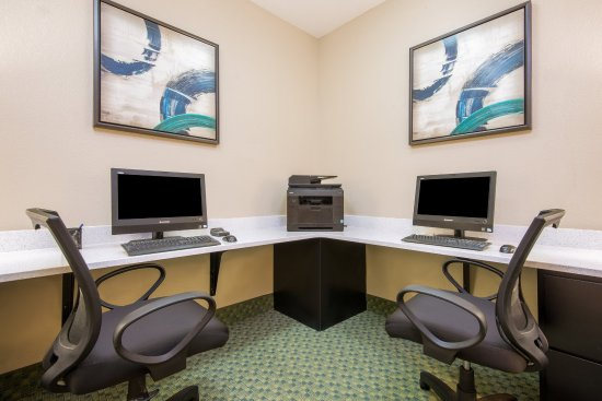 Jefferson City, MO: Free 24-Hour Business Center