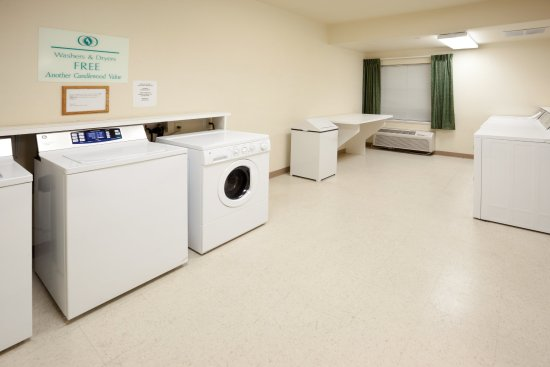 Round Rock, تكساس: Laundry Facility