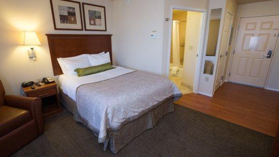 Joplin, MO: Single Bed Guest Room