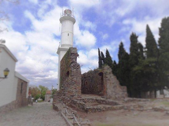 Faro di Colonia del Sacramento: Farol de Colônia