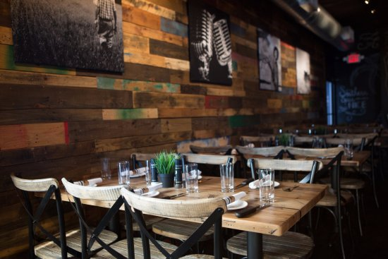 Southern Social Kitchen and Bar - Picture of Southern Social, Vero ...