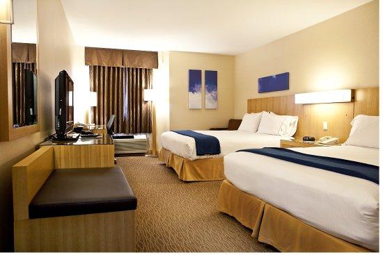 Langley, Canada: Two Queen Bed Room Executive Floor