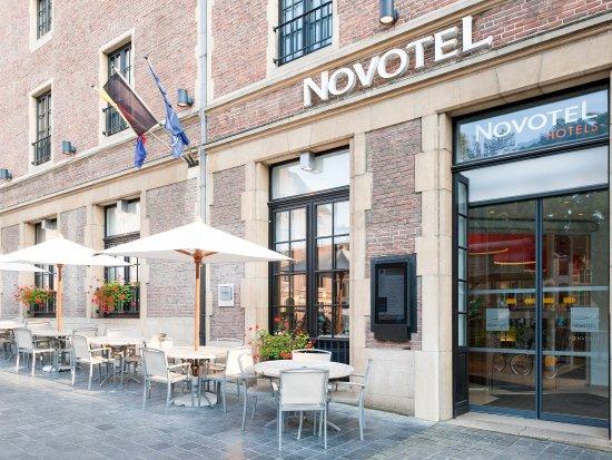 노보텔 브뤼셀 오프 그랑 플라스 사진