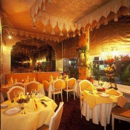 Watermael-Boitsfort, Belçika: Restaurant