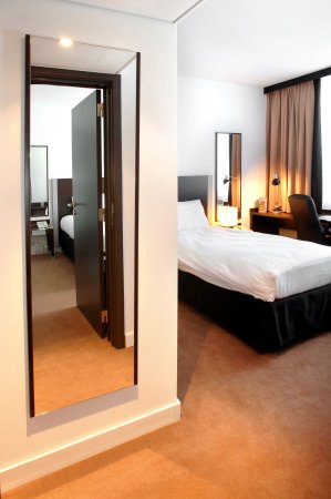 Saint-Josse-ten-Noode, Belgia: Single room, free internet