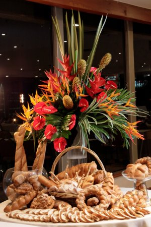 InterContinental Cali - Un Hotel Estelar: Buffet