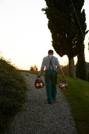 Cinigiano, Włochy: Castello Di Vicarello
