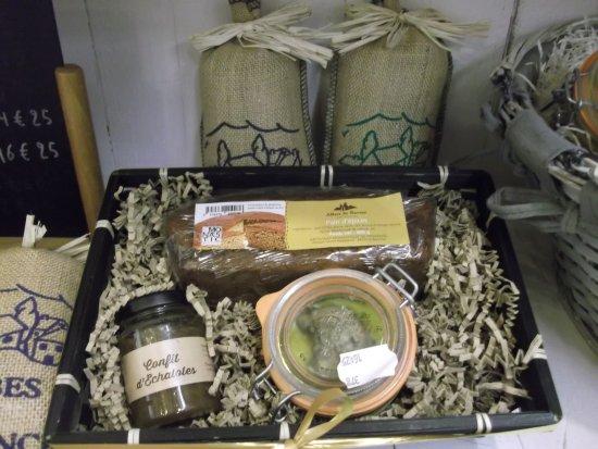Chateauneuf-du-Pape, Γαλλία: le foie gras entier en conserve