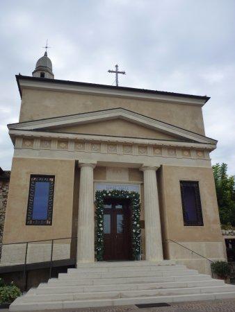 Soave, Italy: santuario