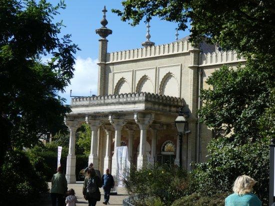 Royal Pavilion: pavilion