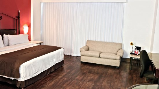 Holiday Inn Hotel & Suites Centro Historico: Single Bed Guest Room