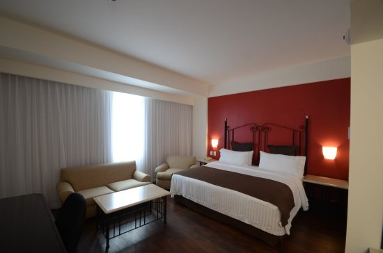 Holiday Inn Hotel & Suites Centro Historico: King Bed Guest Room