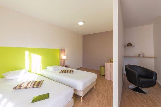 appart 39 city confort nantes centre updated 2017 hotel. Black Bedroom Furniture Sets. Home Design Ideas