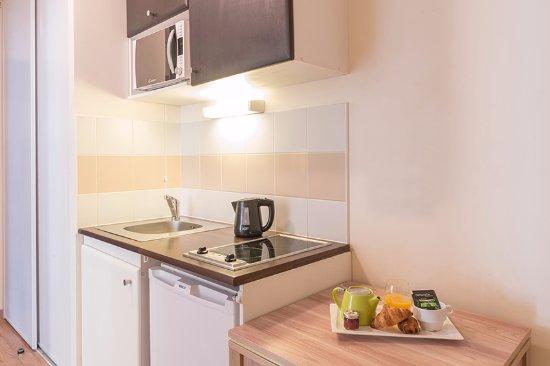 Appart 39 city confort nantes centre hotel france voir for Prix appart city