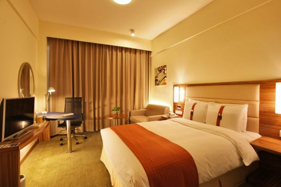 Hefei, China: Single Bed Guest Room