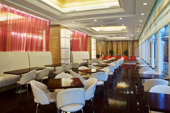 Hefei, China: Guest Dining Lounge