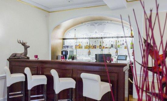 Heliopark Bad Hotel zum Hirsch: Bar/Lounge