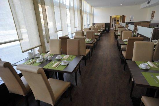 Heikotel - Hotel Wiki: Breakfast Room