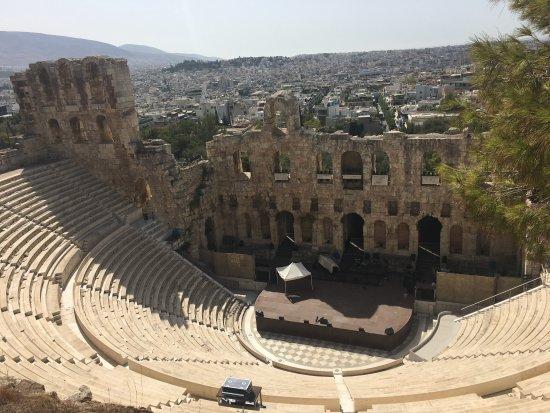 Alimos, Grecia: Amphitheatre