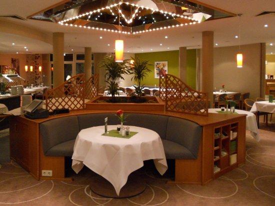 Schneverdingen, Tyskland: Restaurant
