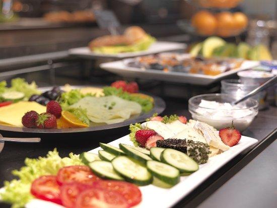 Herford, Deutschland: Breakfast Buffet