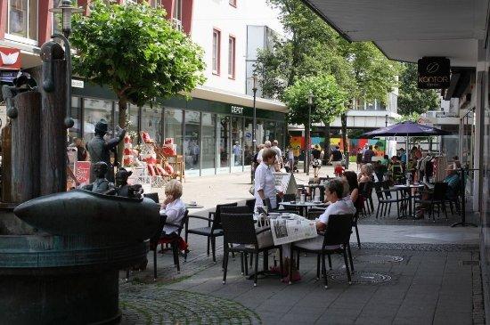 Herford, Deutschland: City Center