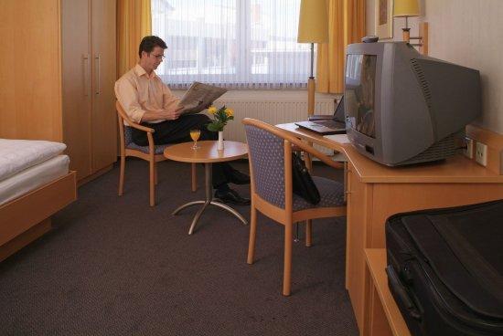 Herford, Deutschland: Single rooms