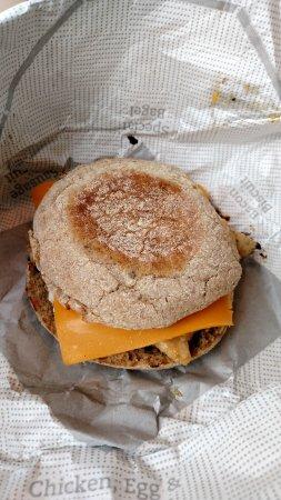 Westborough, MA: Bkfst Sandwich