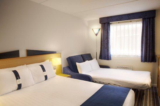 Holiday Inn Express Glasgow City Centre - Theatreland: Sleeper Sofa