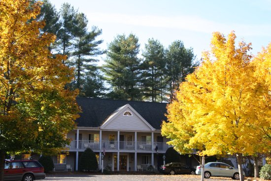 Peterborough, NH: Fall Foliage