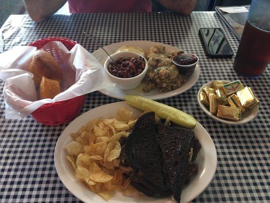 Sulphur Springs, Τέξας: Pioneer Cafe