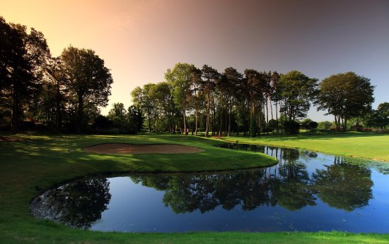 Stoke Poges, UK: The Golf Course