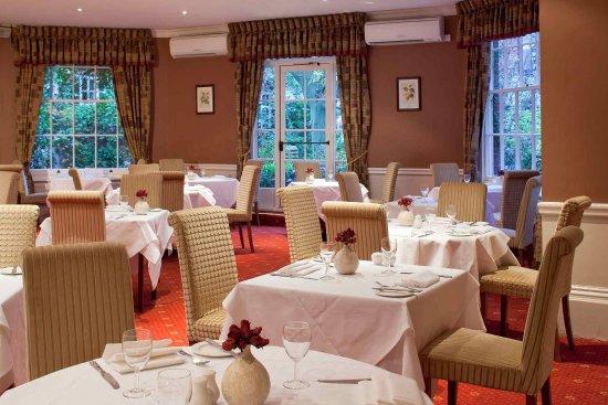 Mercure Salisbury White Hart Hotel: Restaurant