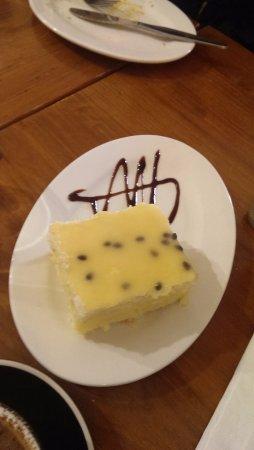 Olinda, Avustralya: Vanilla slice